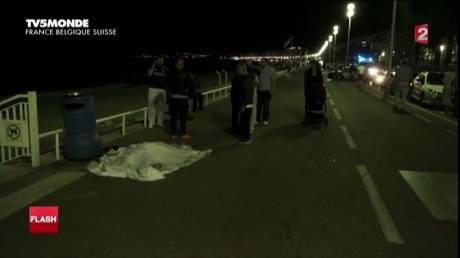 Σκληρές εικόνες: Μακελειό στη Γαλλία με δεκάδες νεκρούς