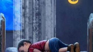 Άγνωστοι βεβήλωσαν γλυπτό στη μνήμη του Αϊλάν στη Μερσίνη της Τουρκίας