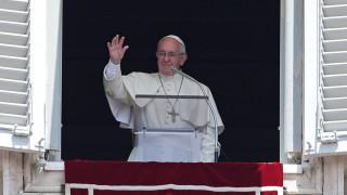 Eπίθεση Νίκαια: Καταδικάζει την τρομοκρατία ο Πάπας