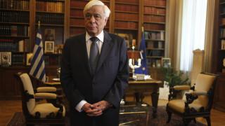 Πρ. Παυλόπουλος: ο ελληνικός λαός στο πλευρό των Γάλλων
