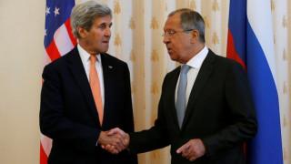 Ρωσία και ΗΠΑ στη γαλλική πρεσβεία της Μόσχας