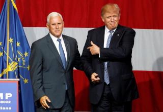 Ο αντιπρόεδρος του Τραμπ είναι και επίσημα ο κυβερνήτης της Ιντιάνα