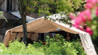 Αυθαίρετη η κατασκήνωση στο ΑΠΘ, λέει ο δήμος Θεσσαλονίκης