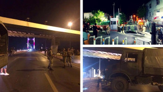 Πραξικόπημα στην Τουρκία - Ο στρατός ανακοίνωσε ότι ελέγχει τη χώρα (vid - pic)