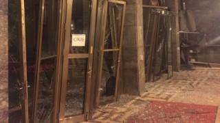Συγκλονιστικό βίντεο από την έκρηξη στο τουρκικό κοινοβούλιο