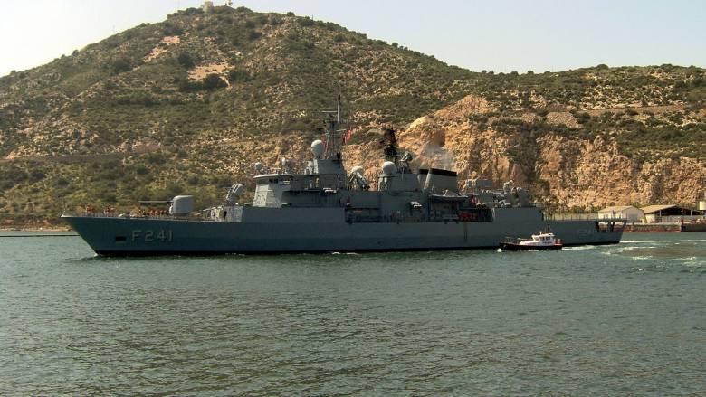 Όμηρος στασιαστών ο αρχηγός του τουρκικού στόλου