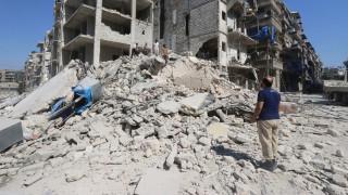 Συρία: Δεκάδες νεκροί σε αεροπορικές επιδρομές στο Χαλέπι