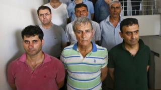 Τουρκία: 6.000 συλληφθέντες - στρατηγοί και δικαστές ανάμεσά τους