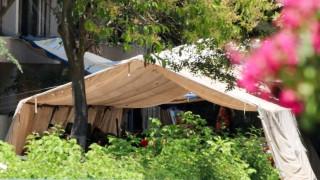 Μέλη του «No Border Camp» μπήκαν στην ΕΡΤ3