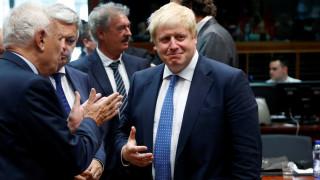 Μπόρις Τζόνσον: Η Βρετανία δεν θα απαρνηθεί τον ηγετικό της ρόλο στην Ευρώπη