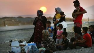 Οι έξι πλουσιότερες χώρες φιλοξενούν λιγότερο από το 9% των προσφύγων