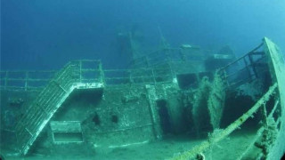 Video από το ναυάγιο Ζηνοβία, τον Τιτανικό της Μεσογείου