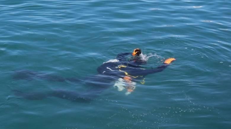 Αχαΐα: Δύτες εντόπισαν χειροβομβίδες στη θαλάσσια περιοχή της Παναγοπούλας