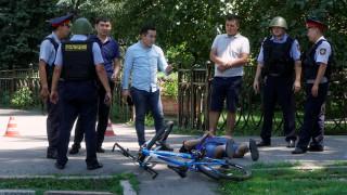Καζακστάν: Συνελήφθη και ο δεύτερος ύποπτος για τις πολύνεκρες επιθέσεις