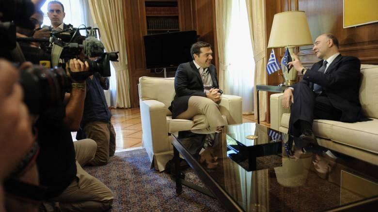 Στήριξη υπό προϋποθέσεις το μήνυμα της Κομισιόν προς την Αθήνα