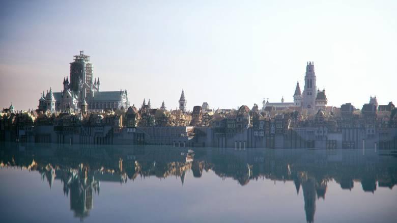 Το Minecraft «ανάβει»και πάλι τη Μεγάλη Πυρκαγιά του Λονδίνου