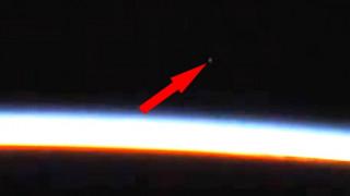 Ήταν ή όχι UFO αυτό που προκάλεσε διακοπή της ζωντανής μετάδοσης της NASA;