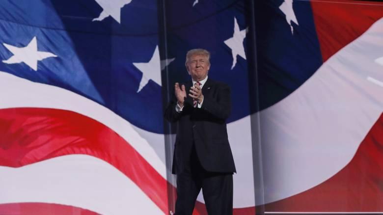 Ο Τεντ Κρουζ δεν υποστήριξε επίσημα την υποψηφιότητα Τραμπ