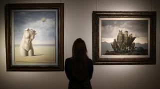 Πλήγμα στην αγορά έργων τέχνης από το Brexit