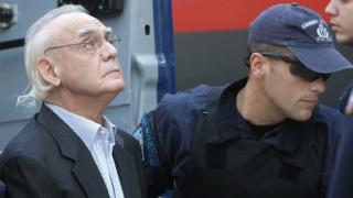 Αρνητική η απάντηση στην αίτηση αποφυλάκισης που υπέβαλε ο Α. Τσοχατζόπουλος