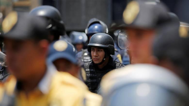 Μεξικό: Δολοφονήθηκε δημοσιογράφος μπροστά στην οικογένειά του
