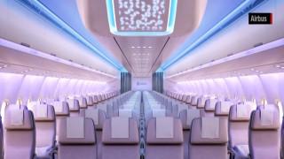 Το μέλλον των αεροπορικών θέσεων