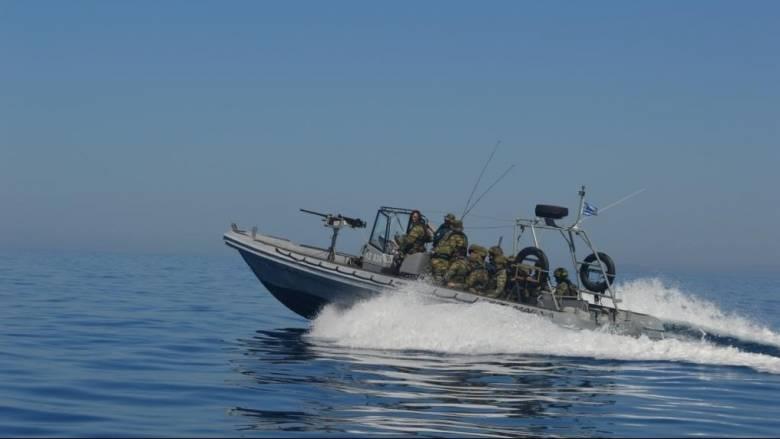 Έκτακτα μέτρα από Ένοπλες Δυνάμεις και Λιμενικό στα ελληνοτουρκικά σύνορα