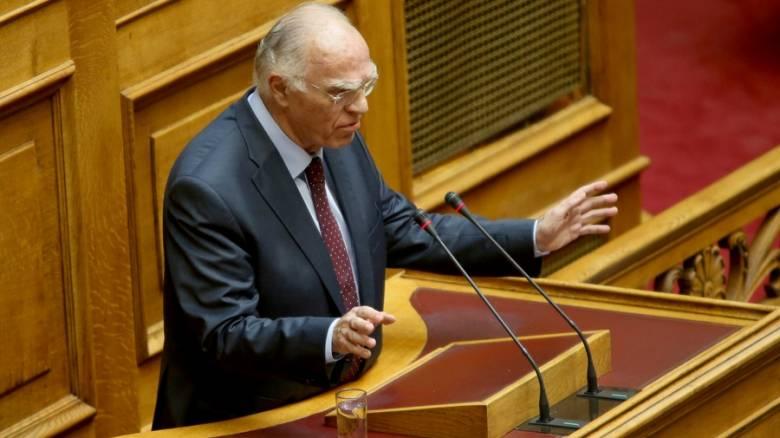 One man show Λεβέντη στη Βουλή - Δείτε LIVE τη συνεδρίαση