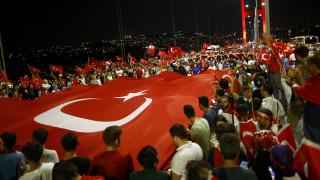 Αντιπρόεδρος AKP: Το 90% των Τούρκων θέλει θάνατο για τους πραξικοπηματίες
