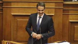 Κυρ. Μητσοτάκης: Ο εκλογικός νόμος δεν θα ισχύσει