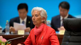 Λαγκάρντ: Το Brexit επηρεάζει αρνητικά την παγκόσμια οικονομικη ανάπτυξη