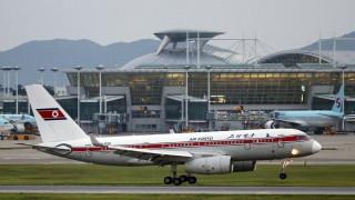 Αναγκαστική προσγείωση αεροσκάφους στην Κίνα
