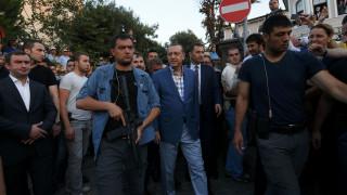 Πρότειναν στον Ερντογάν να διαφύγει στην Ελλάδα
