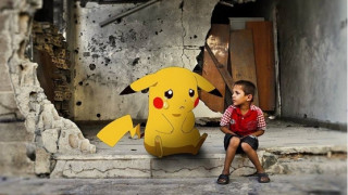 Τα παιδιά της Συρίας χρησιμοποιούν το Pokemon Go ως έκκληση βοήθειας