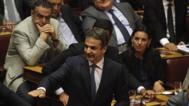 Ο Μητσοτάκης ζητά απαντήσεις απο τον Τσίπρα για το ΑΠΘ