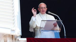 Πάπας Φραγκίσκος: Facebook με μέτρο στις καλόγριες