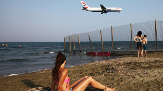 Αεροπλάνο επέστρεψε στη βάση του λόγω μυρωδιάς... κάνναβης