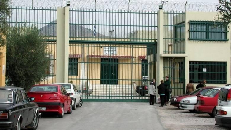Απόδραση κρατουμένων από τις φυλακές Τίρυνθας