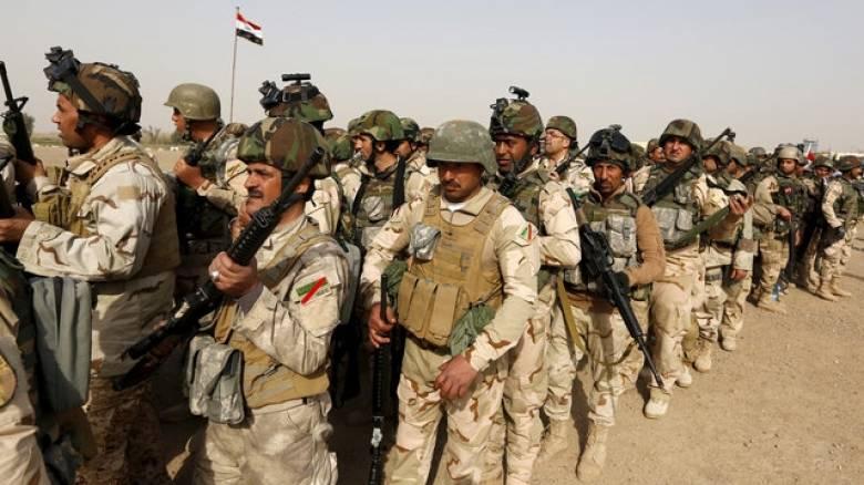 Το Παρίσι θα στείλει όπλα στο Ιράκ