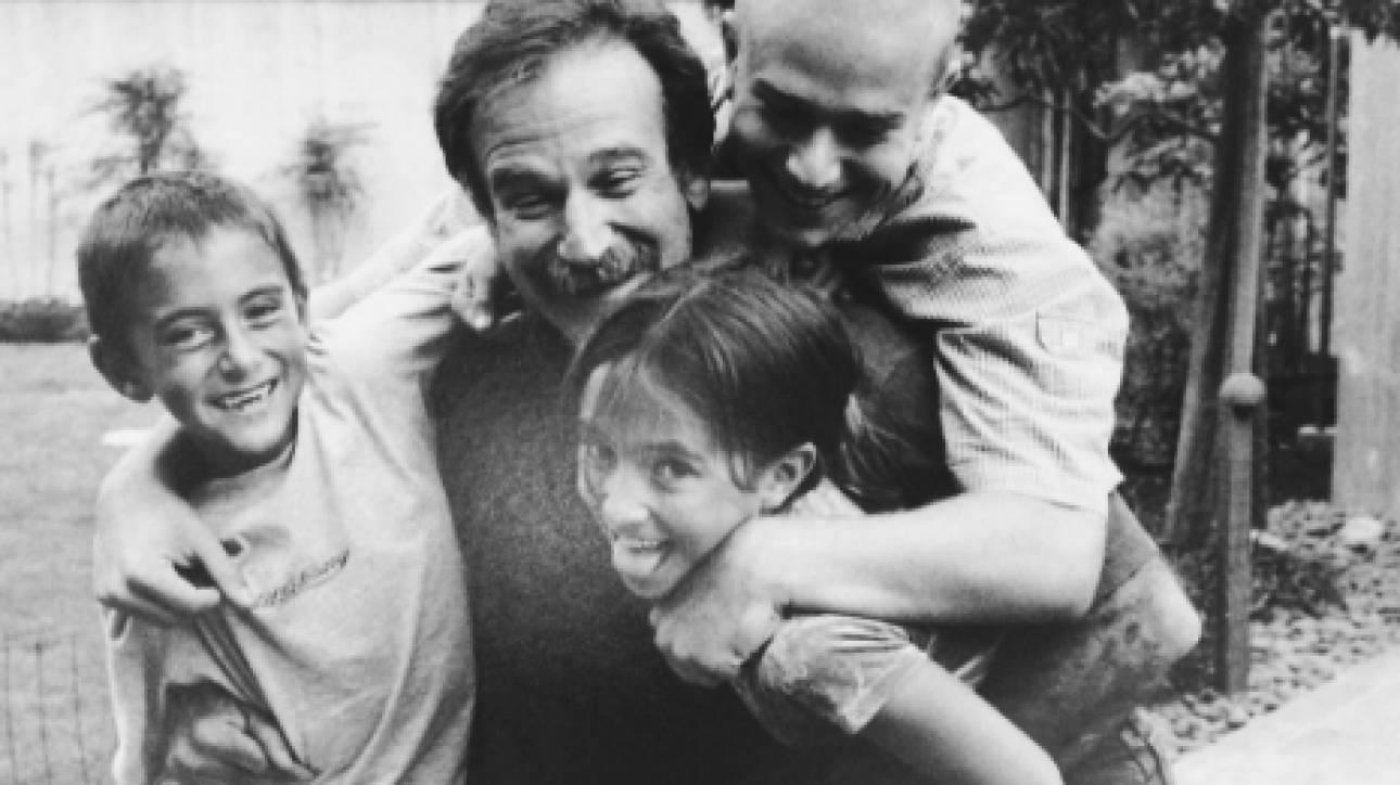 Ρόμπιν Ουίλιαμς: Το τρυφερό γενέθλιο δώρο της κόρης του Ζέλντα συγκινεί
