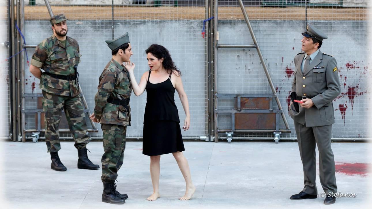 Κάρμεν: Η νέα παραγωγή της ΕΛΣ στο πλαίσιο του Φεστιβάλ Αθηνών