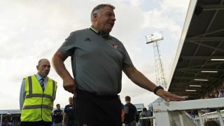 Η FA ανακοίνωσε την πρόσληψη του Σαμ Αλαρντάις στην εθνική ομάδα