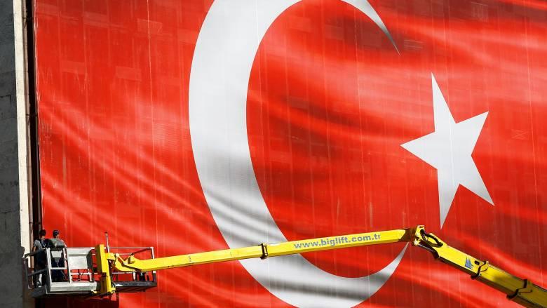 Τούρκοι υπουργοί ταξιδεύουν στις ΗΠΑ για να συζητήσουν την έκδοση του Γκιουλέν