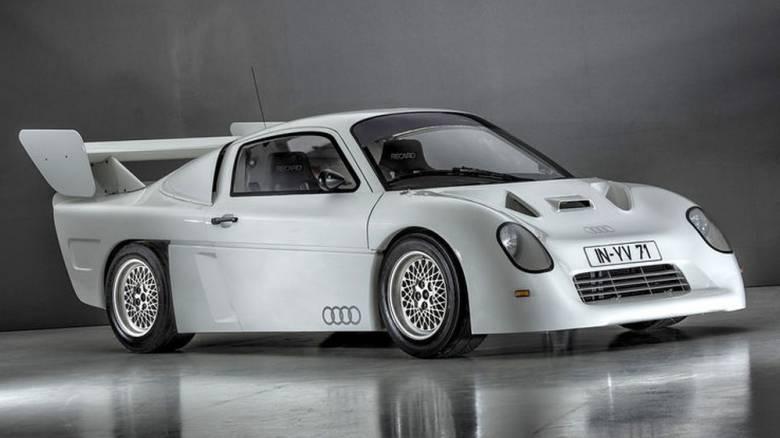 Αυτό είναι το αυτοκίνητο που θα αντικαθιστούσε το θρυλικό αγωνιστικό Audi Quattro S1