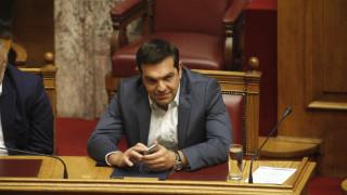 Σε διάλογο για νέο Σύνταγμα που θα σηματοδοτήσει τη νέα μεταπολίτευση καλεί ο Α. Τσίπρας