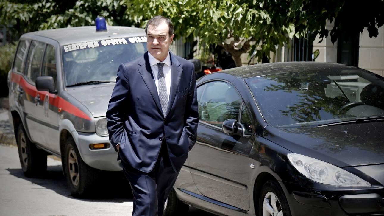 Έφοδος οικονομικών εισαγγελέων στο σπίτι του Ανδρέα Βγενόπουλου