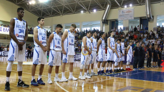 Η εθνική Νέων–Ανδρών μπάσκετ κέρδισε την Κροατία και γύρισε στην α' κατηγορία της Ευρώπης