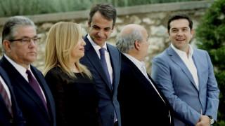 Κ. Μητσοτάκης: Η εθνική ενότητα και η αλήθεια προϋπόθεση για να ξεπεράσουμε την κρίση