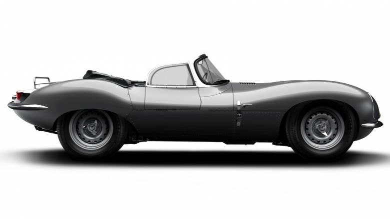 Ολοκαίνουργιες Jaguar XKSS ετών 60