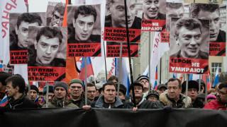 Ρωσία: Ξεκίνησε η δίκη των πέντε που κατηγορούνται για τη δολοφονία του Νεμτσόφ